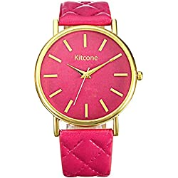 Kitcone Jwellery Style Movable Diamond Women's Watch -Type 4