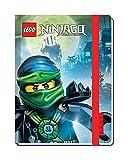Lego 51629 - Ninjago Notizbuch mit Gummiband