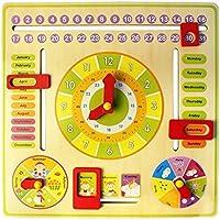 Tione-Ve Honenging Educonetiononel Toys Time Conelendoner Weonether Seoneson Tesoing para niños mayores de 3 años