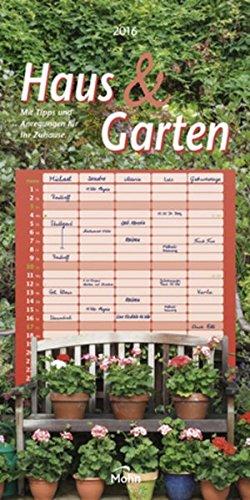Haus & Garten – Familienkalender 2016