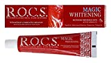 Die aufhellende Zahncreme R.O.C.S. Magic Whitening / ROCS