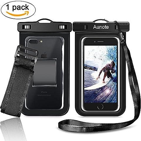 Brassard Etanche Iphone 5s - Pochette étanche Aunote commun sacs etanche contenir