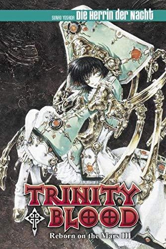 Trinity Blood. Band 2. Iblis (Reborn on the Mars II)