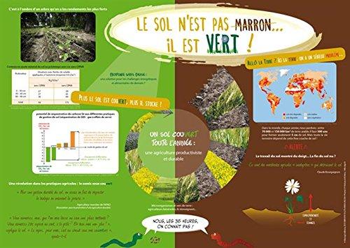Le sol n'est pas marron, il est vert !