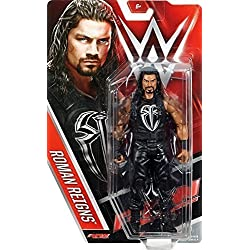 ROMAN REIGNS - WWE SERIES 65 MATTEL TOY WRESTLING ACTION FIGURE