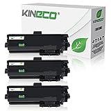 3 Kineco Toner kompatibel zu Kyocera TK-1150 für Kyocera Ecosys M2135 M2635 M2735 P2235 - je 3.000 Seiten