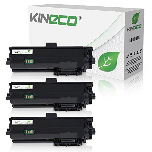 3 Kineco Toner kompatibel zu Kyocera TK-1150 für Kyocera Ecosys P2235dn P2235dw M2135 M2635 M2735 - je 3.000 Seiten Kyocera-3