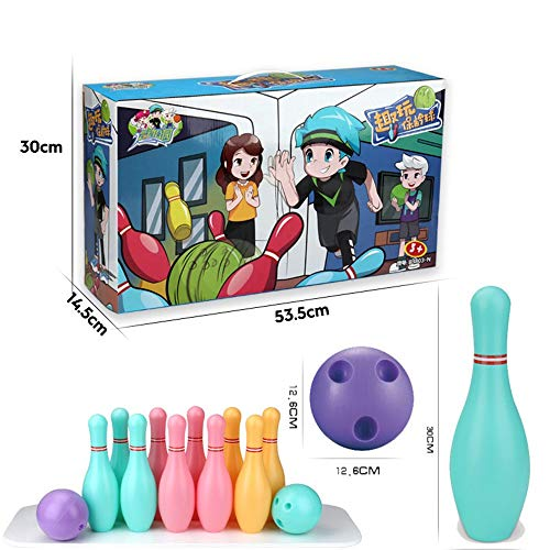Zoom IMG-3 set di giocattoli da bowling