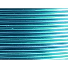 5 Mètres fil aluminium turquoise 2mm Oasis ®