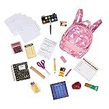Our Generation - BD37326Z - Accessoires Matériel d'Ecole
