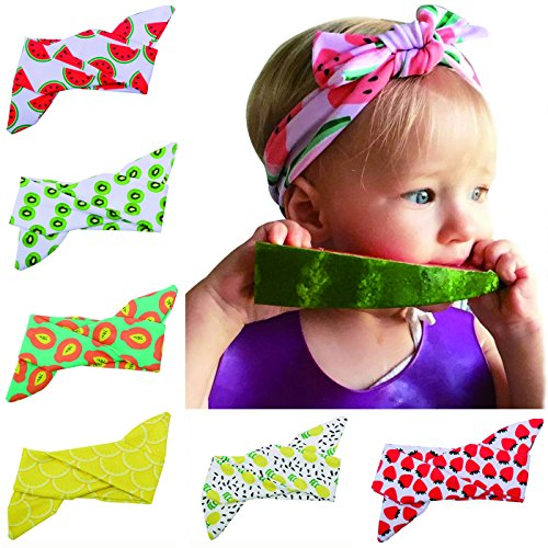 6-piezas-bebe-bandas-cintas-para-el-arco-turbante-con-conejo-serie-de-frutas