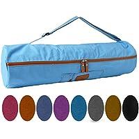 #DoYourYoga Yogatasche »Sunita hochwertigem Canvas (Segeltuch) /die Tasche ist für Yogamatten bis zu Einer Größe von 186 x 61 x 0,6 cm/in 9 farbenfrohen Farbvarianten