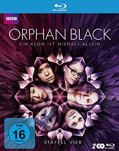 Orphan Black - Staffel vier [Blu-ray]
