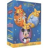 Coffret Pâques 3 DVD : Aladdin / Timon et Pumba : Les gourmets / Tout le monde aime Mickey