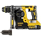 Dewalt DCH274P2-GB 18 V XR Li-ion SDS Plus Rotary Hammer Drill with Quick Change Chuck