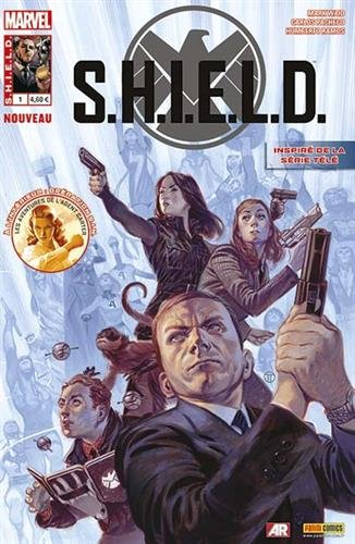 SHIELD, Tome 1 :