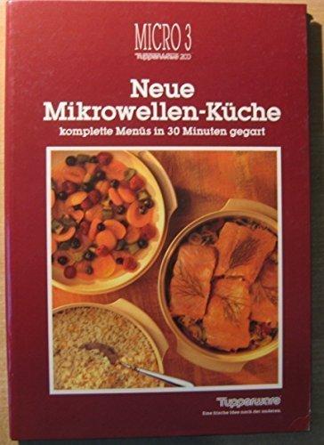 Neue Mikrowellen-Küche, komplette Menüs in 30 Minuten gegart
