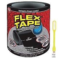 SlideNBuy Super Strong Flex tape Waterproof Rubberized Tape Stop Leaks Seal Sealant Repair Tape to Stop Leakage of…