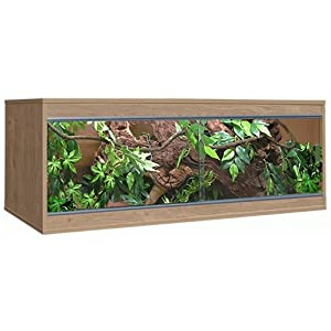 Hagen VivExotic LX48 Oak Vivarium from Hagen