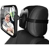 Espejos para asientos traseros beb for Espejo retrovisor para vigilar bebe