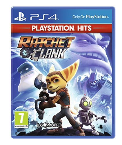 Ratchet and clank (ps4) - playstation hits - playstation 4 [edizione: regno unito]