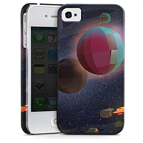 Apple iPhone X Silikon Hülle Case Schutzhülle Rocket Beans TV Bohnen Weltraum Premium Case glänzend