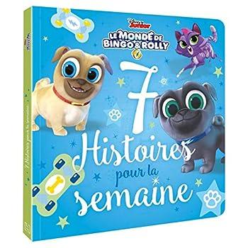 LE MONDE DE BINGO ET ROLLY - 7 histoires pour la semaine - Disney