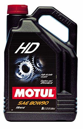 Huile de Boîte et Pont Motul HD 80W90 – Bidon de 5 L pas cher