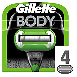 Gillette body5 Cuchillas de...