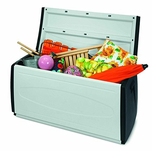 Terry In & Out Plastic Trunk Box 120x54x57 cm Scuro