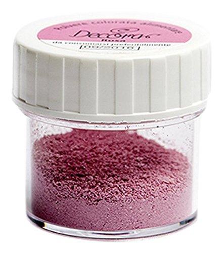 Decora Poudre Colorée Rose 3 g