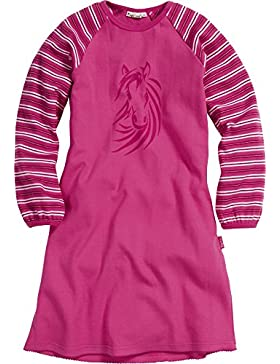 Playshoes Mädchen Nachthemd Interlock Pferde