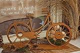 Rostikal Deko Fahrrad im Edelrost Design größe 2