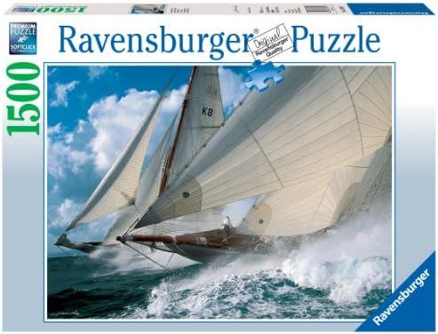 Ravensburger - - - 16391 - Puzzle Classique - Aventure en Voilier - 1500 Pièces | Vendre Prix  946e51