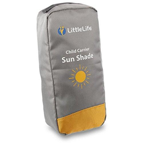 Relags Littlelife Sonnendach für Kindertragen Sonnenschutz, Mehrfarbig, One Size