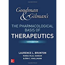 G&G'S The Pharmacological Basis Of Therapeutics
