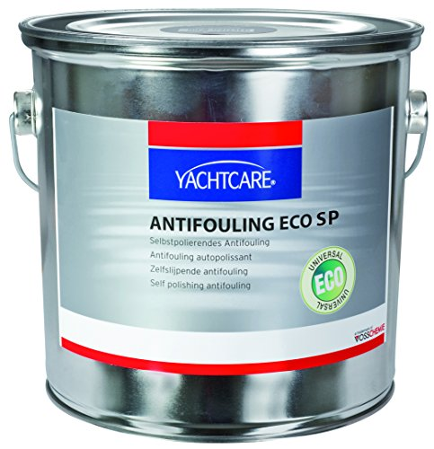 Yachtcare Eco SP 2,5L - Selbstpolierendes Antifouling für Boote