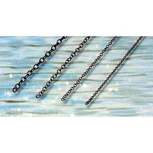 Ankerkette 2 mm (1 m Länge)