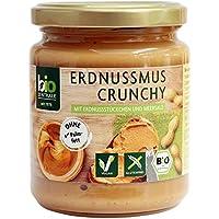 Biozentrale Bio Erdnuss-Mus Crunchy, 250 g