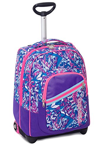 Trolley Fit SEVEN - BUTTERFLY - Viola Rosa - 35...