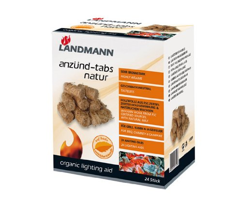 Landmann 100 Anzünder pro Packung