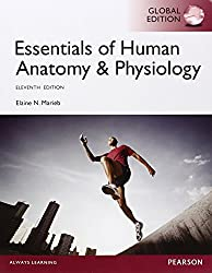 Essentials of Human Anatomy & Physiology with Mastering A&P by Elaine N. Marieb (2014-11-06)
