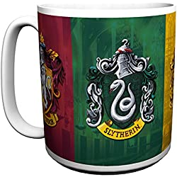 GB eye Harry Potter Cresta gigante taza, multicolor