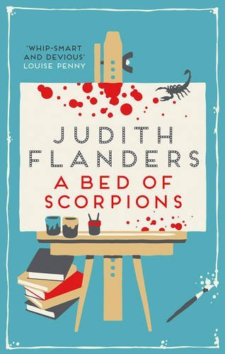 Bed of Scorpions, A (Sam Clair) by Judith Flanders (2016-03-24)