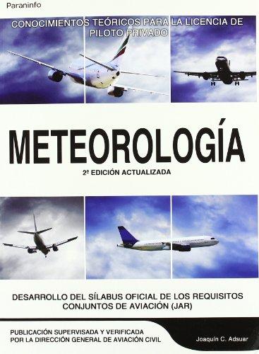 Metereologia - 2da. Edicion Actualizada por Joaquin C Adsuar