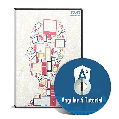 Angular 4 Full Tutorial DVD