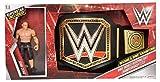 #9: WWE US Championship Belt with John Cena, Multicolor (45.1 cm x 7.6 cm x 22.9 cm)