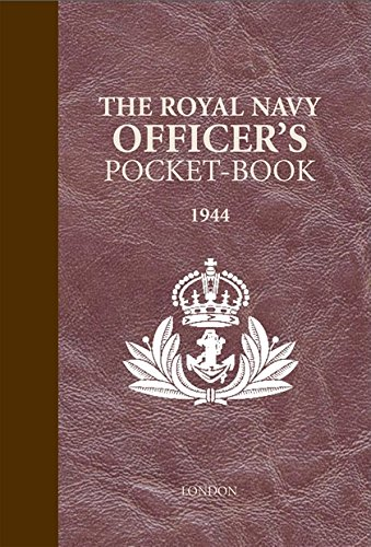 Royal Navy Officer's Pocket-Book Cover Image