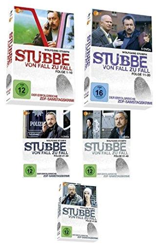 Folge 1-50 (25 DVDs)