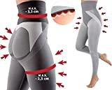 Anti cellulite leggings ProSlim/T-active mit turmalin kügelchen, Figurformende mit Massageeffekt NEU